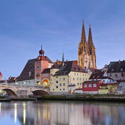 Regensburg-home